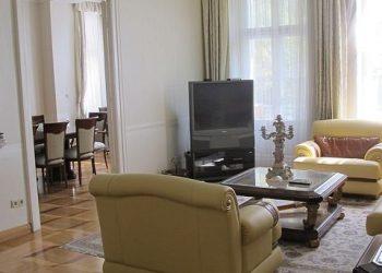 Nähe Kufürstendamm: Prächtige 4 Zimmer Luxus-Altbauetage, 10709 Berlin-Charlottenburg, Etagenwohnung